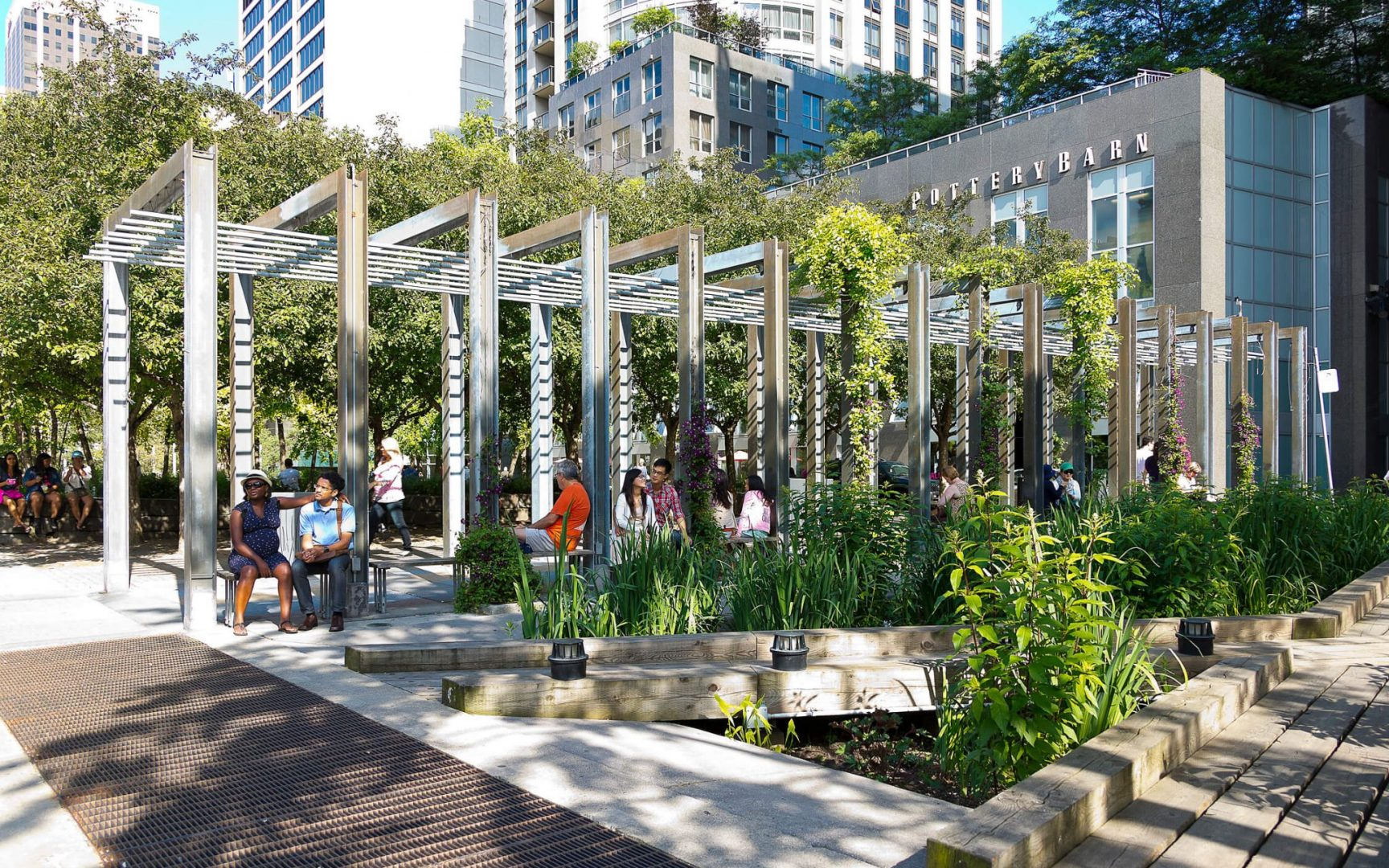 Yorkville Park, Photo by Unknown
