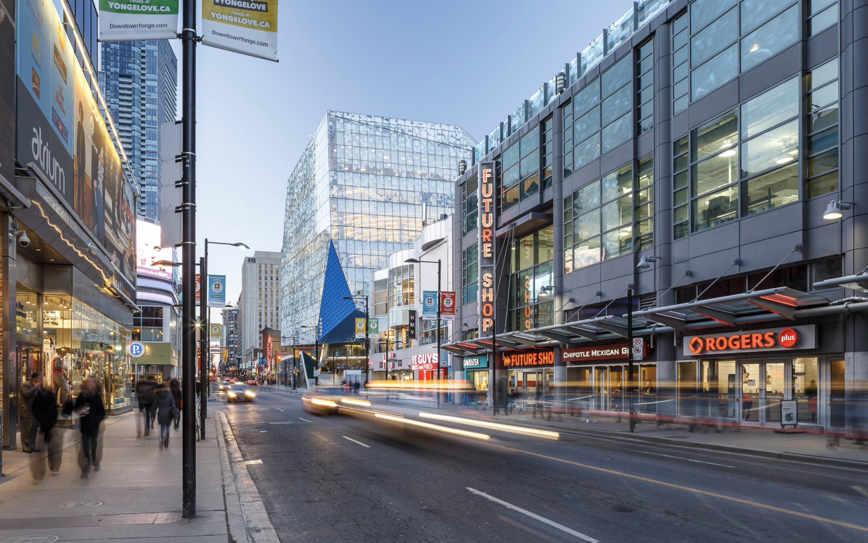 Ryerson Student Learning Centre - Snøhetta | Zeidler, Photo by doublespace