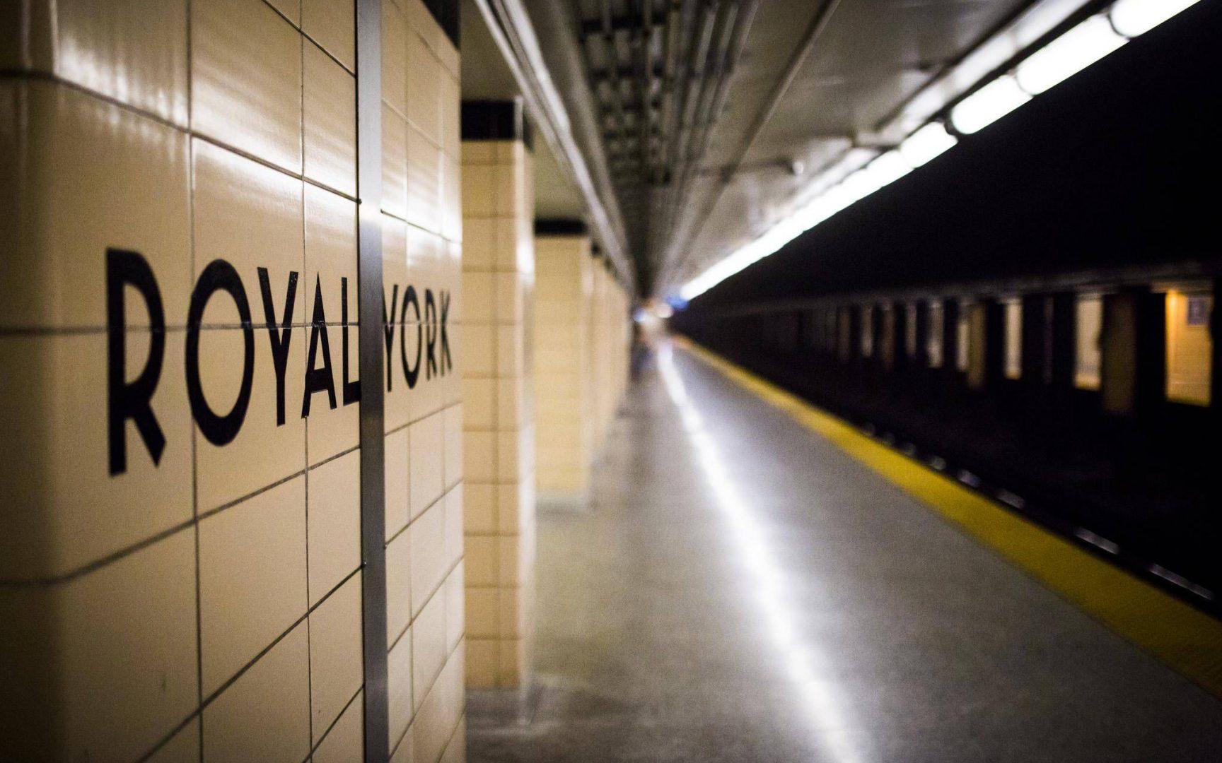 Royal York Station
