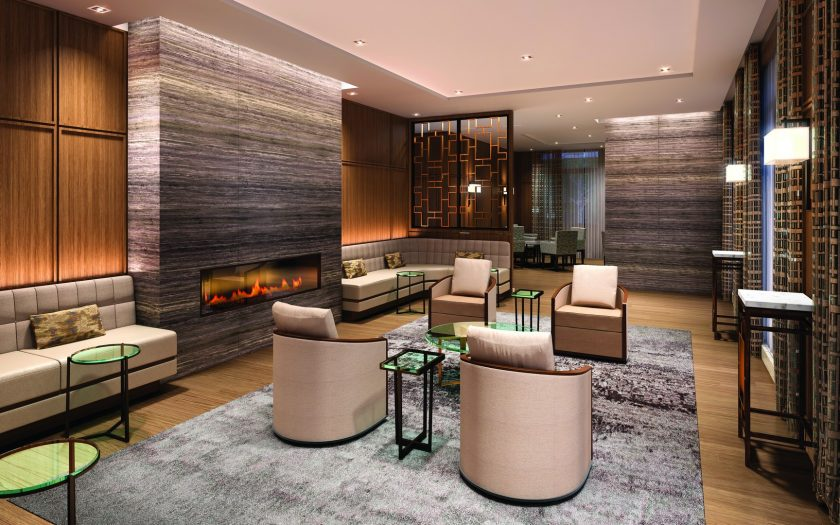 The Avenue Room -perfect for hosting your private party