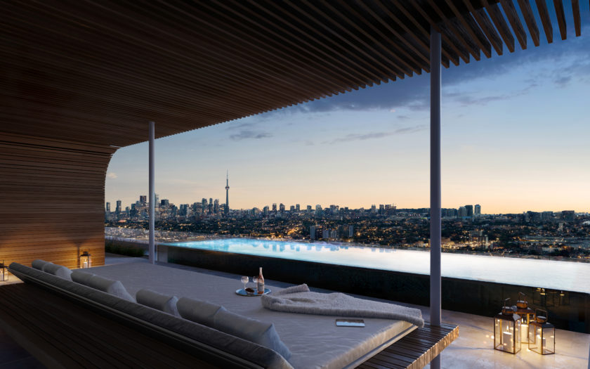 ANX Rooftop Pool