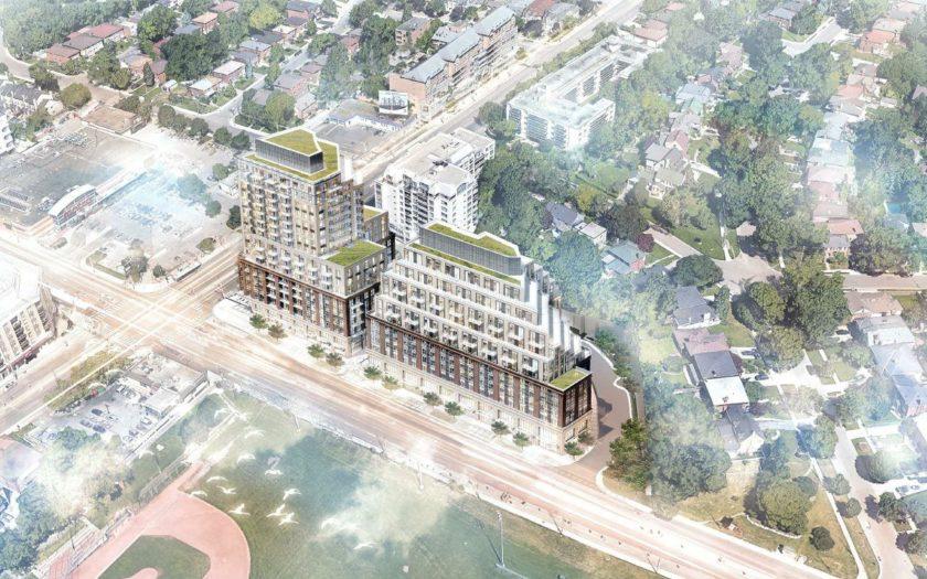 660 Eglinton Avenue East Apartments