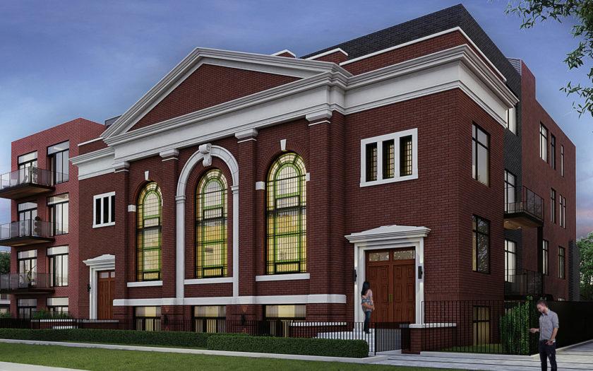 Sunday School Lofts