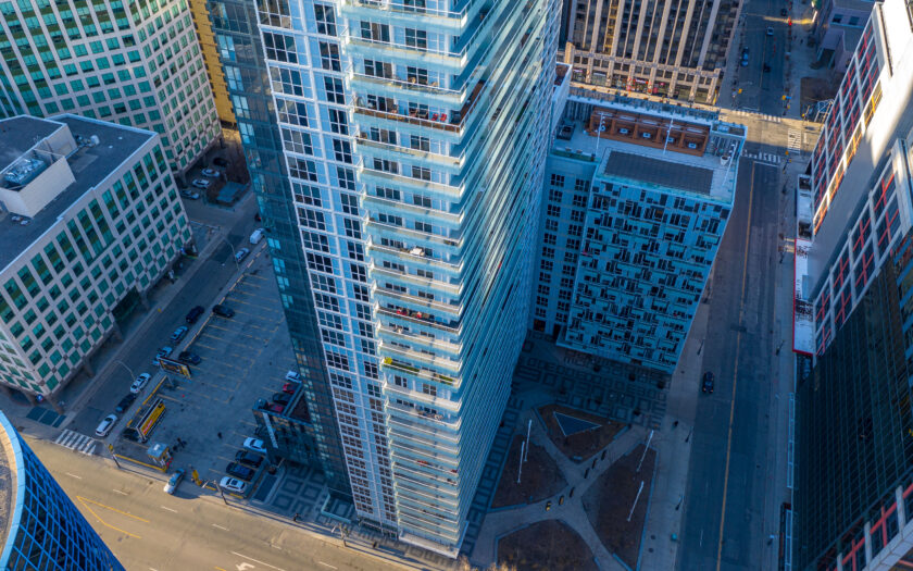 2310-300 Front St W (c) Photos by DroneHub exclusively for SHANE.